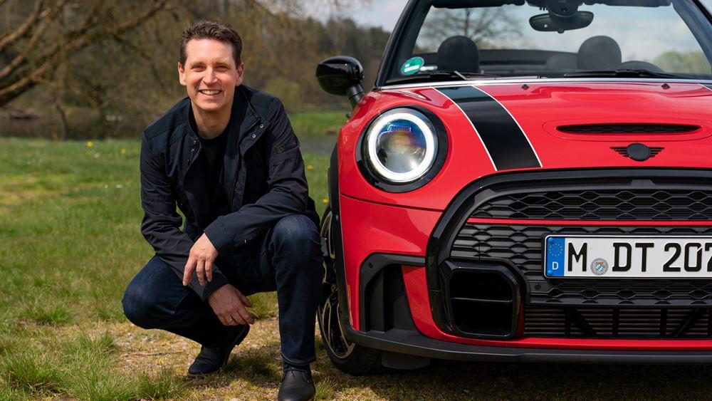 Η νέα γενιά του MINI Cabrio έρχεται το 2025