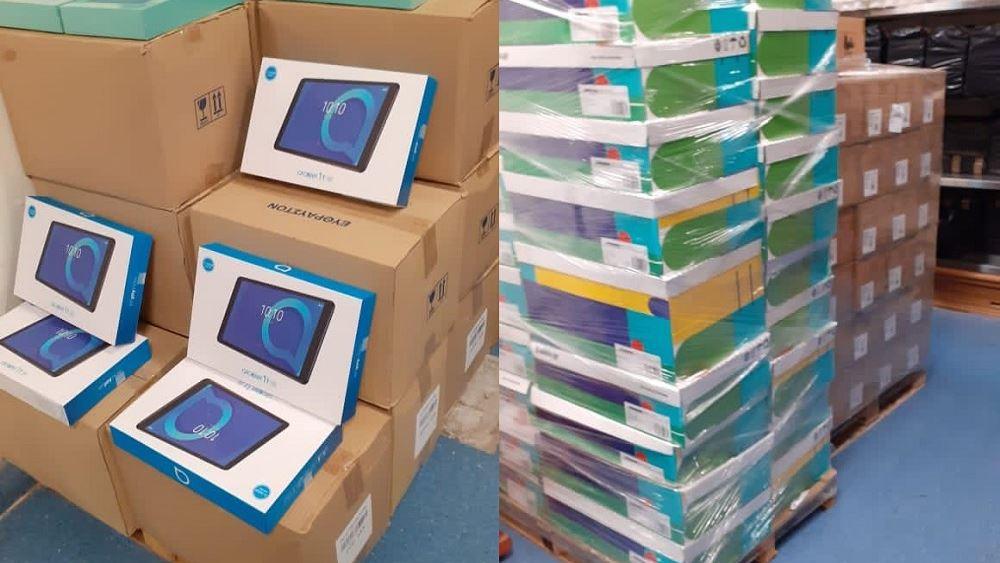 Συνεχίζεται από το ΥΠΑΙΘ η αποστολή τεχνολογικού εξοπλισμού στα σχολεία από ΕΣΠΑ και δωρεές