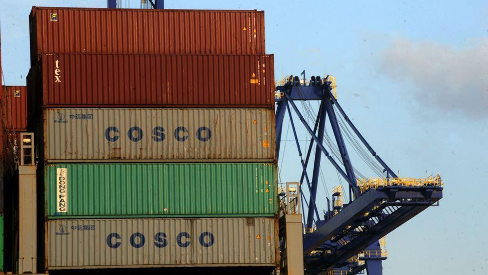 Πειραιάς: Αισιοδοξία παρά το αρνητικό πρόσημο στα containers το πρώτο πεντάμηνο του έτους