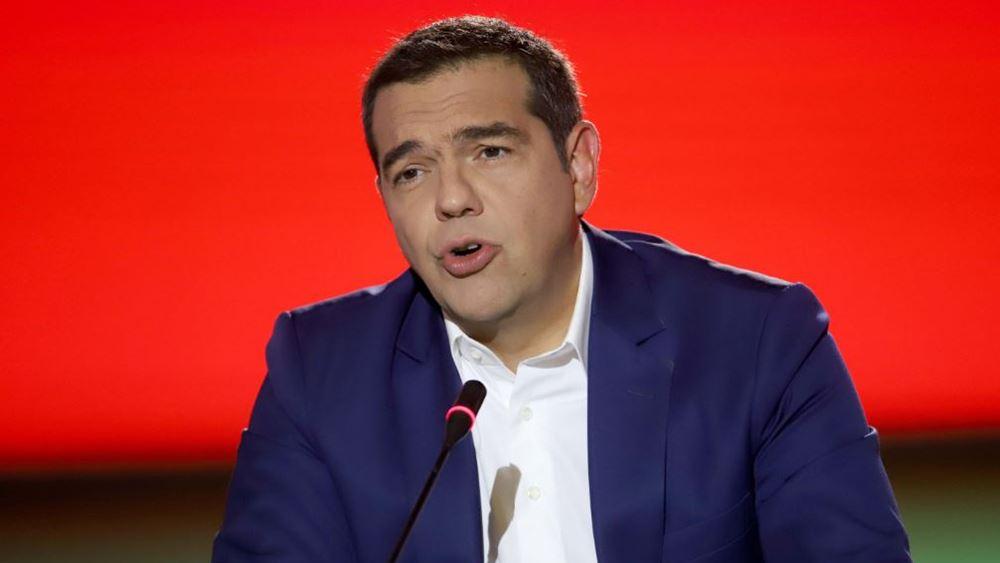 """Άρθρο Τσίπρα στη """"Le Monde"""": Ευρωομόλογο ακόμα και χωρίς Γερμανία- Ολλανδία"""