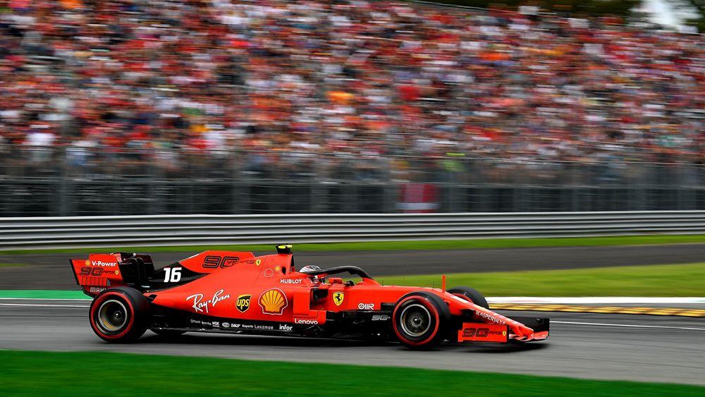 F1: Μεγάλη νίκη του Charles Leclerc στην Ιταλία