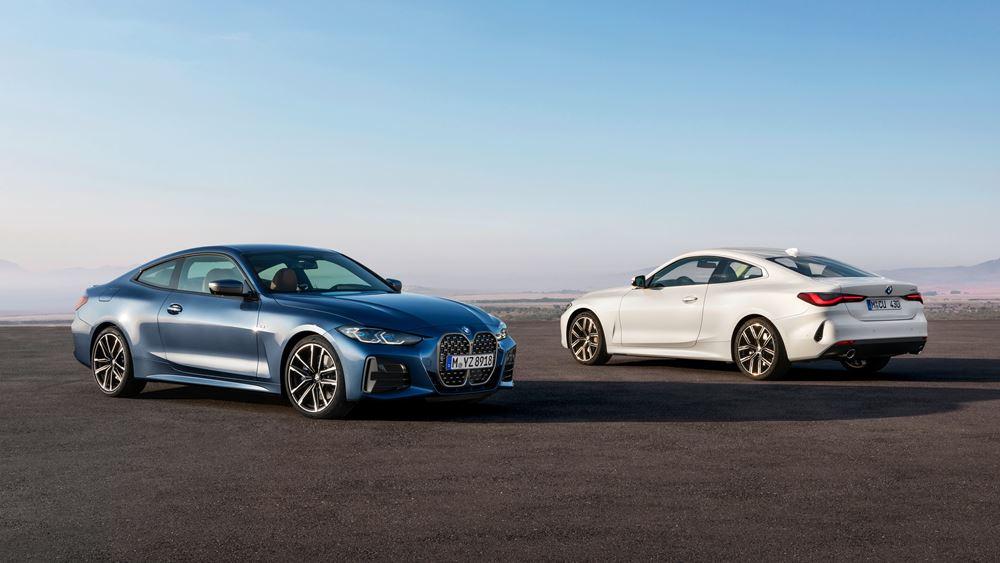 Η νέα BMW Σειρά 4 Coupé