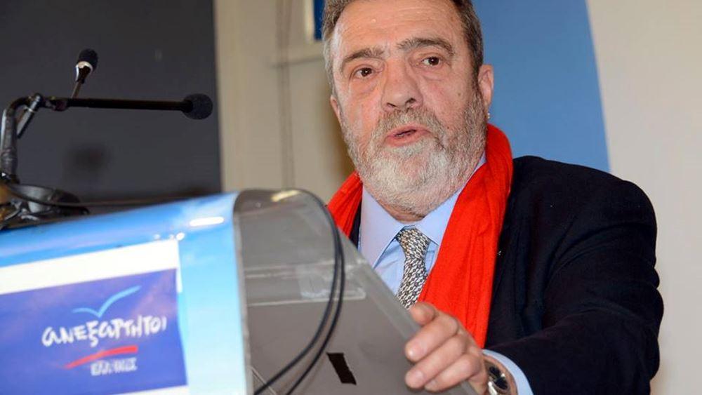 Παραιτήθηκε από το νέο ΔΣ του ΟΑΣΘ ο Ντίμης Αργυρόπουλος για... δυο λόγους