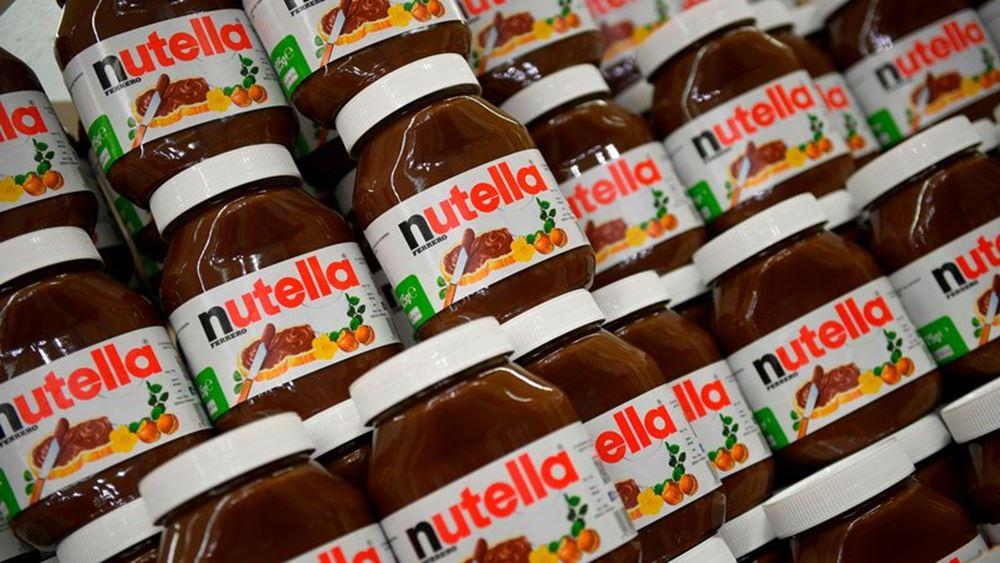 Γαλλία: Το μεγαλύτερο εργοστάσιο της Nutella παγκοσμίως αναστέλλει την παραγωγή του