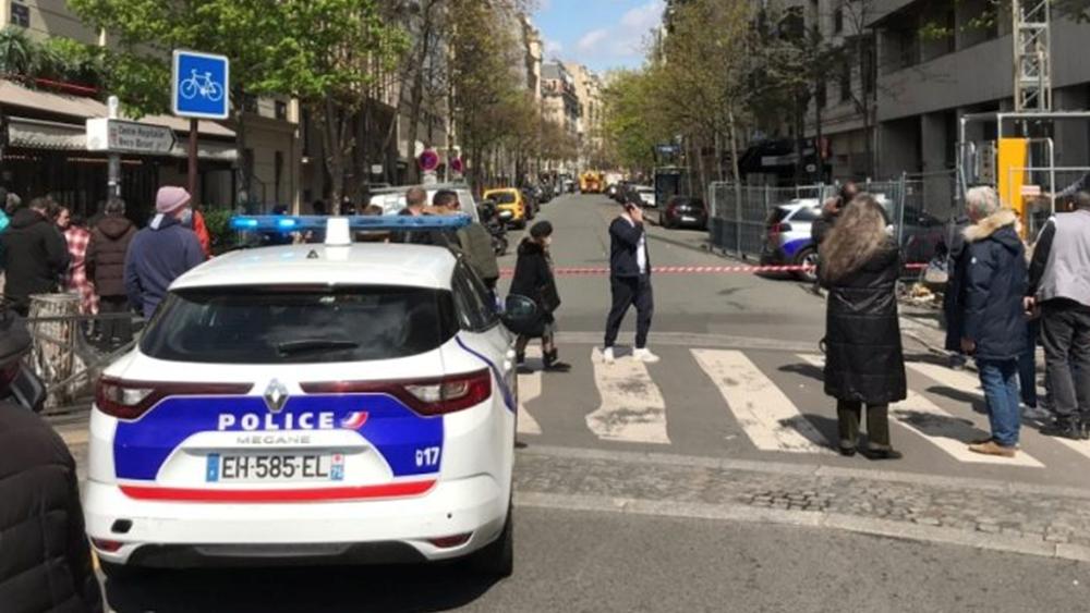 Γαλλία νοσοκομείο πυροβολισμοί νεκρός