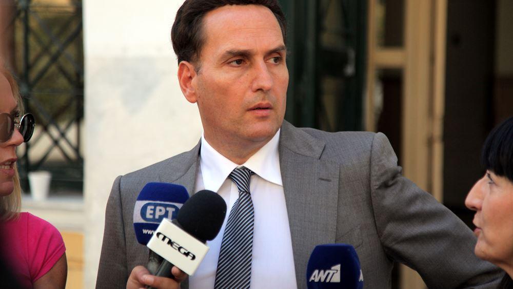 Μιχ. Δημητρακόπουλος: Έντονα λειτουργικά προβλήματα στην Εισαγγελία Διαφθοράς