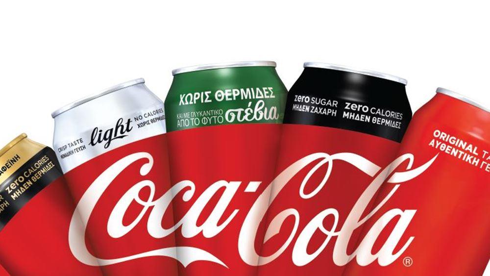 Σε 23,90 ευρώ ανεβάζει την τιμή-στόχο για την Coca Cola Hellenic η Eurobank Equities