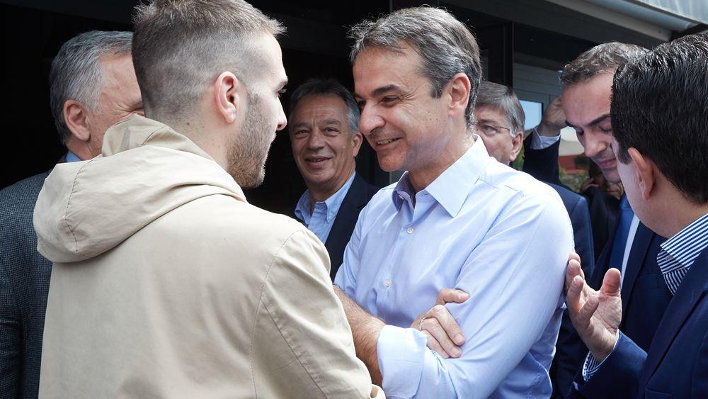 Κ. Μητσοτάκης: Οι πολίτες περιμένουν να ακούσουν όσα λέμε πραγματικά και όχι τις μονταζιέρες