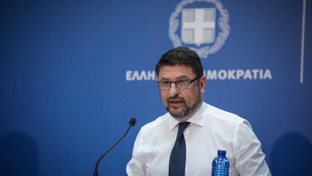 """Προχωράμε τις ετοιμασίες για την υποδοχή πτήσεων εξωτερικού, δήλωσε ο Ν. Χαρδαλιάς στο """"Μακεδονία"""""""