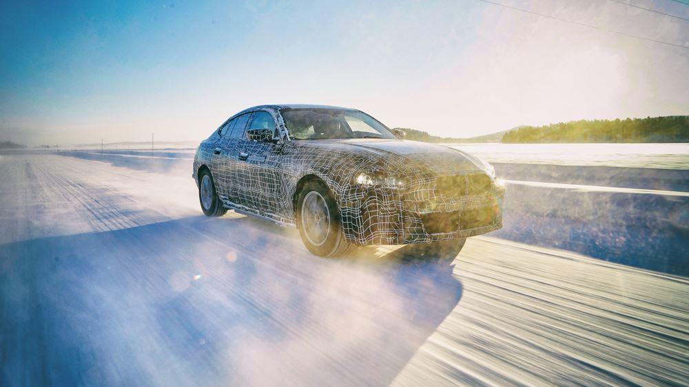 Νέο BMW i4
