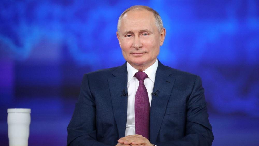 Βλαντιμιρ Πουτιν Ρωσια διαδοχος