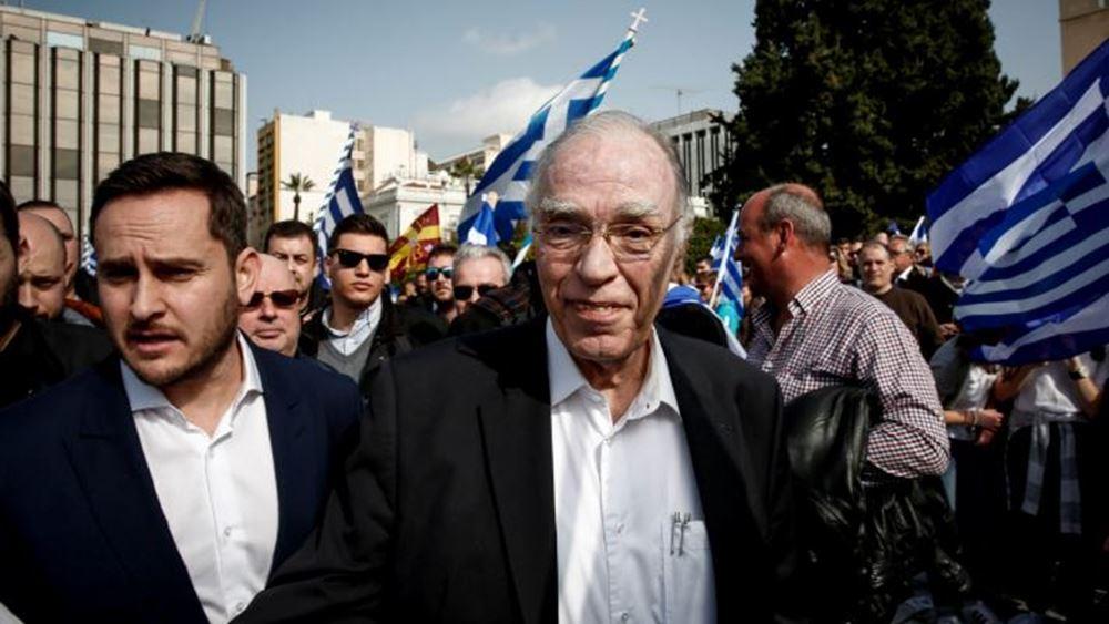 Β. Λεβέντης: Ο Αλ. Τσίπρας συγκέντρωσε στην κυβέρνηση όλα τα συντρίμμια ΠΑΣΟΚ - Δεξιάς