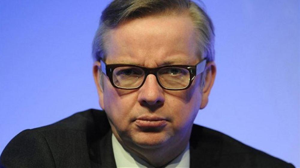 Βρετανία: Προτεραιότητα η αποχώρηση από την ΕΕ και η εξασφάλιση μιας εμπορικής συμφωνίας