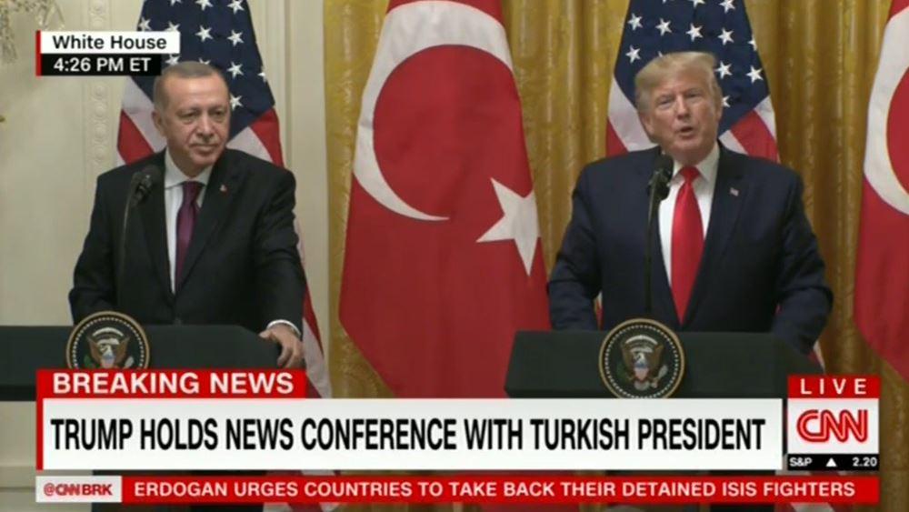 Ο Ερντογάν πήρε από τον Τραμπ το mega deal των 100 δισ. δολ. χωρίς να δεσμευτεί για τους S-400