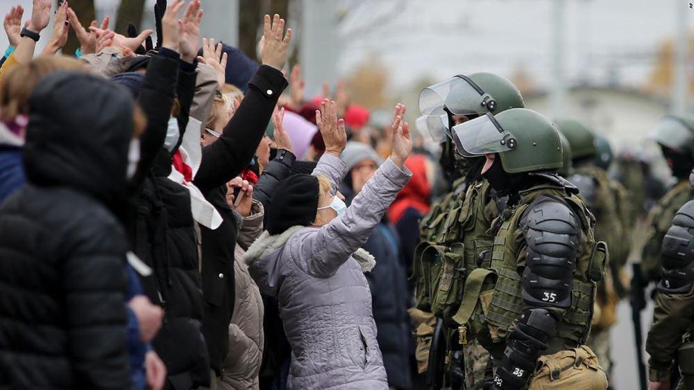 """Λευκορωσία: Η κατάσταση των ανθρώπινων δικαιωμάτων """"συνεχίζει να επιδεινώνεται"""", λέει ο ΟΗΕ"""