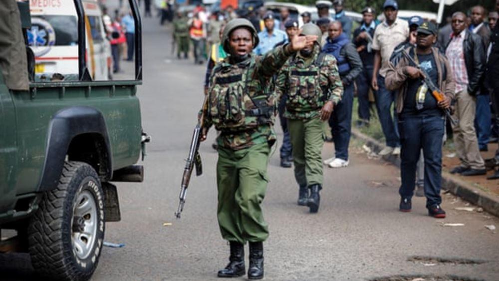 Κένυα: Νεκροί 10 αστυνομικοί σε βομβιστική επίθεση