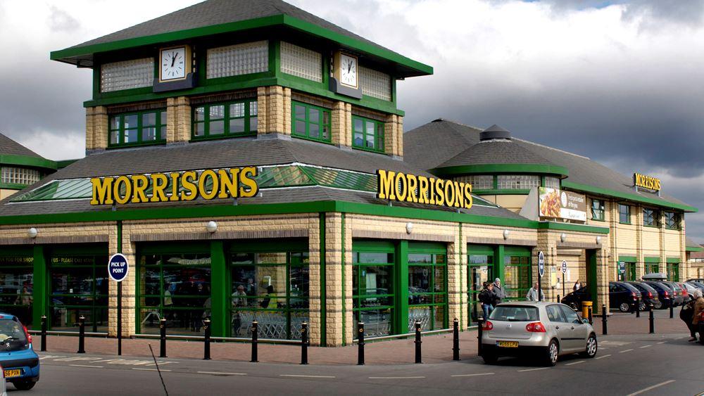 Αυξήθηκαν οι πωλήσεις της Morrison Supermarkets