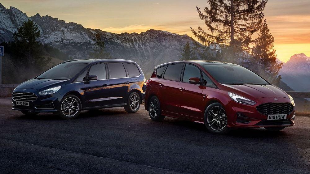 Πρεμιέρα για το νέο Ford S-Max Hybrid