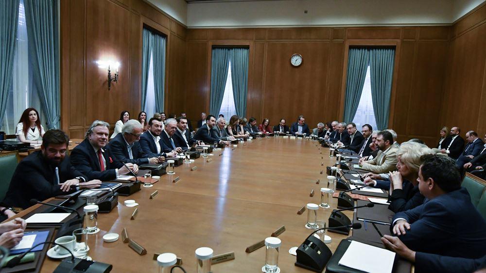 Διαφωνίες με απόφαση Τσίπρα για αλλαγές στην Δικαιοσύνη στο υπουργικό