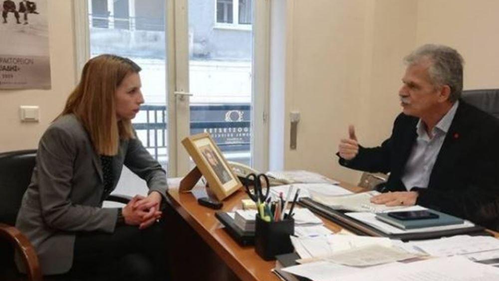 Δανέλλης στο ΜΙΑ: Τσίπρας, Ζάεφ, Κοτζιάς και Ντιμιτρόφ έγραψαν ιστορία