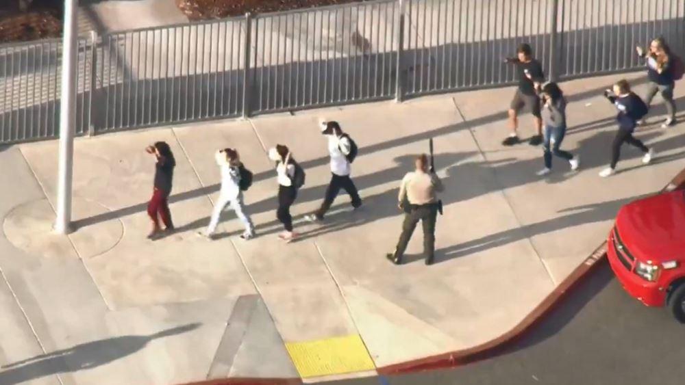 Πυροβολισμοί σε σχολείο στην Καλιφόρνια: Μία νεκρή και 3 τραυματίες - Συνελήφθη ο δράστης