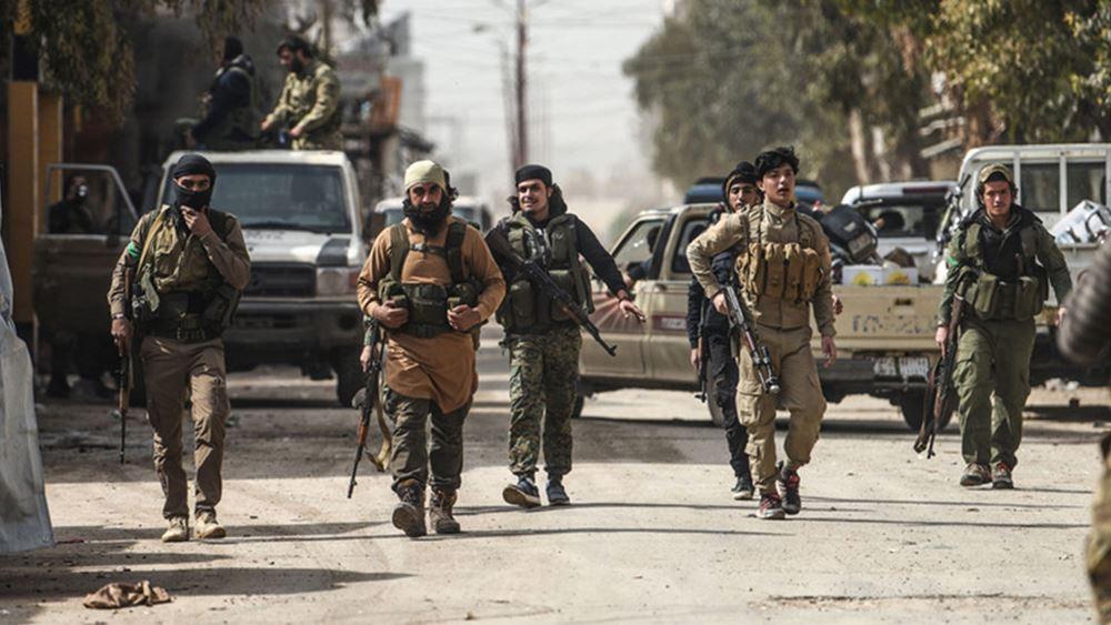 """Διεθνής Αμνηστία: Έκθεση """"καταπέλτης"""" για τις ωμότητες των συμμάχων του Ερντογάν στη Συρία"""