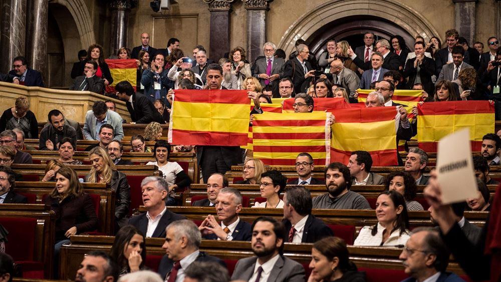 Το κοινοβούλιο της Καταλονίας εξέλεξε νέο πρόεδρο της περιφέρειας τον Κιμ Τόρα