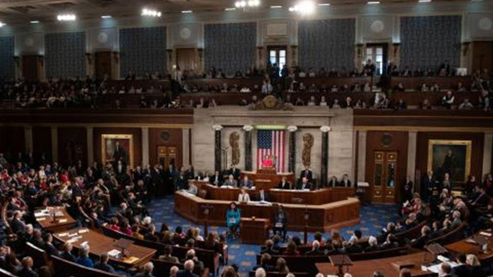 ΗΠΑ: H Βουλή ενέκρινε κυρώσεις κατά Τουρκίας για τους S-400, με πλειοψηφία που υπερβαίνει το βέτο Τραμπ