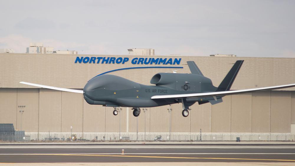 Northrop Grumman: Αυξήθηκαν τα κέρδη και τα έσοδα στο β΄ τρίμηνο