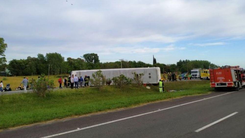 Τροχαίο σχολικού λεωφορείου στην Αργεντινή: Δύο μικροί μαθητές νεκροί - Δεκάδες τραυματίες