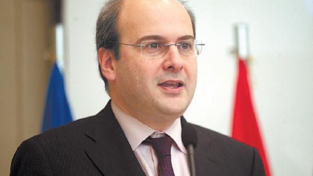 Κ. Χατζηδάκης: Θέλουμε ένα ΥΠΕΝ κόμβο καινοτομίας και επιχειρηματικότητας
