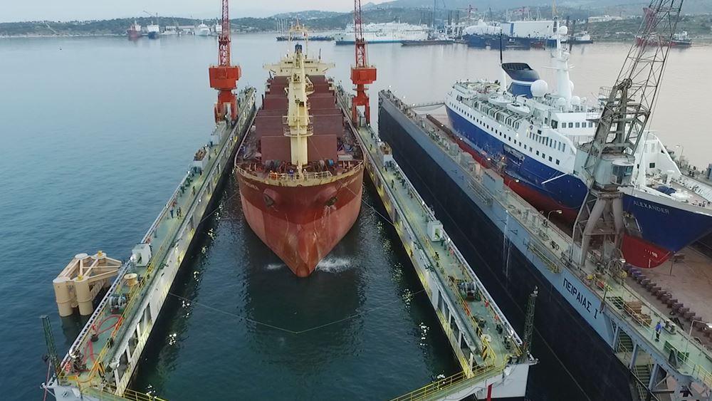 """ΟΛΠ: Επαναλειτουργεί η πλωτή δεξαμενή """"Πειραιάς Ι"""""""