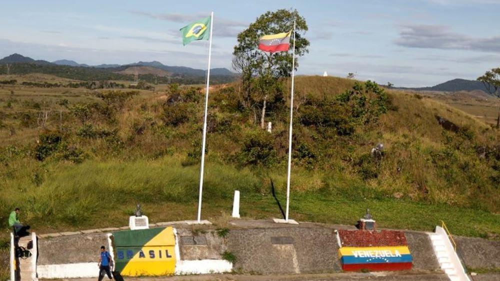Ο βραζιλιάνικος στρατός πυκνώνει τις περιπολίες στα σύνορα με τη Βενεζουέλα