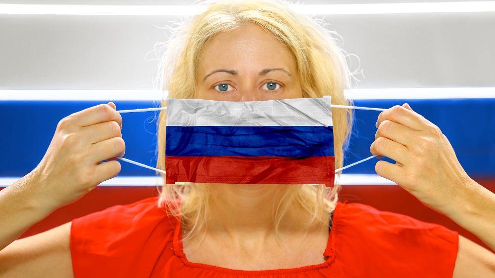 Ρωσια κορονοιος