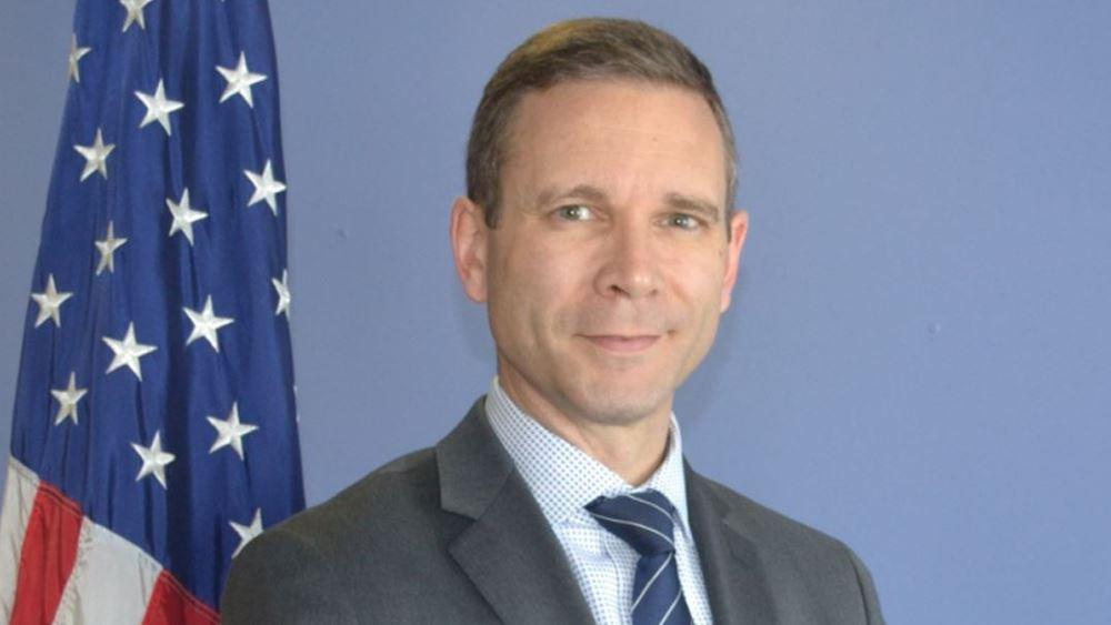 Αμερικανός πρόξενος: Στρατηγική η σημασία της Αλεξανδρούπολης για όλη τη ΝΑ Μεσόγειο