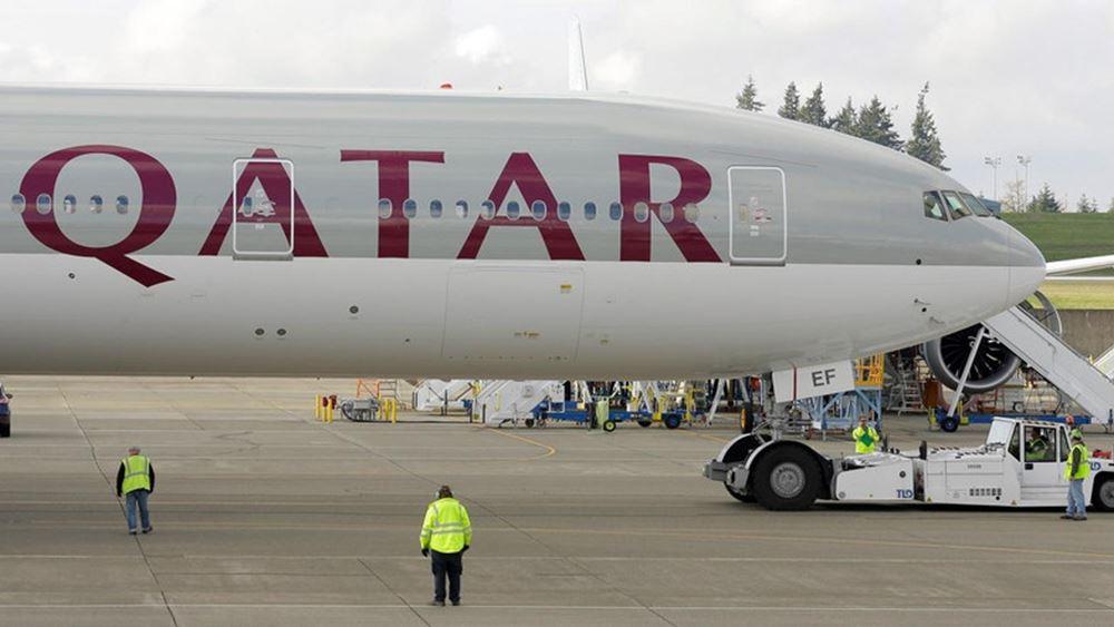 Qatar Airways: Διψήφια αύξηση της επιβατικής κίνησης από το Ελ. Βενιζέλος