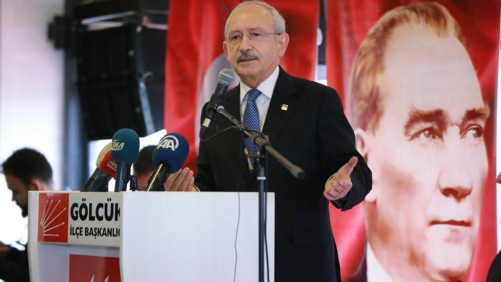 Τουρκία: Υπέρ του Ερντογάν ο Κιλιντσάρογλου για τους S-400