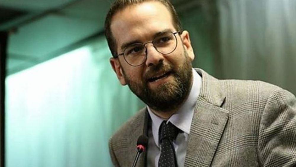Ν. Φαρμάκης: Αγωνίζομαι για να μετατρέψουμε τη Δυτ. Ελλάδα σε έναν τόπο παραγωγής και εξωστρέφειας