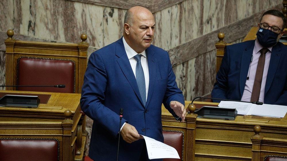Κ. Τσιάρας: Υπέρ της επαναφοράς παλαιότερης διάταξης μέλη τα Επιτροπής των Κωδίκων