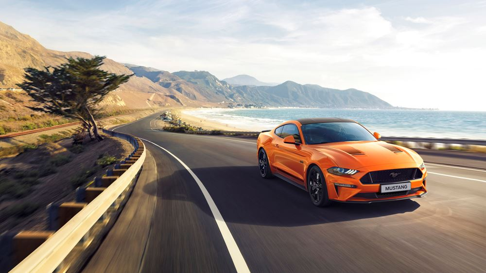 Ford: Νέα επετειακή Mustang