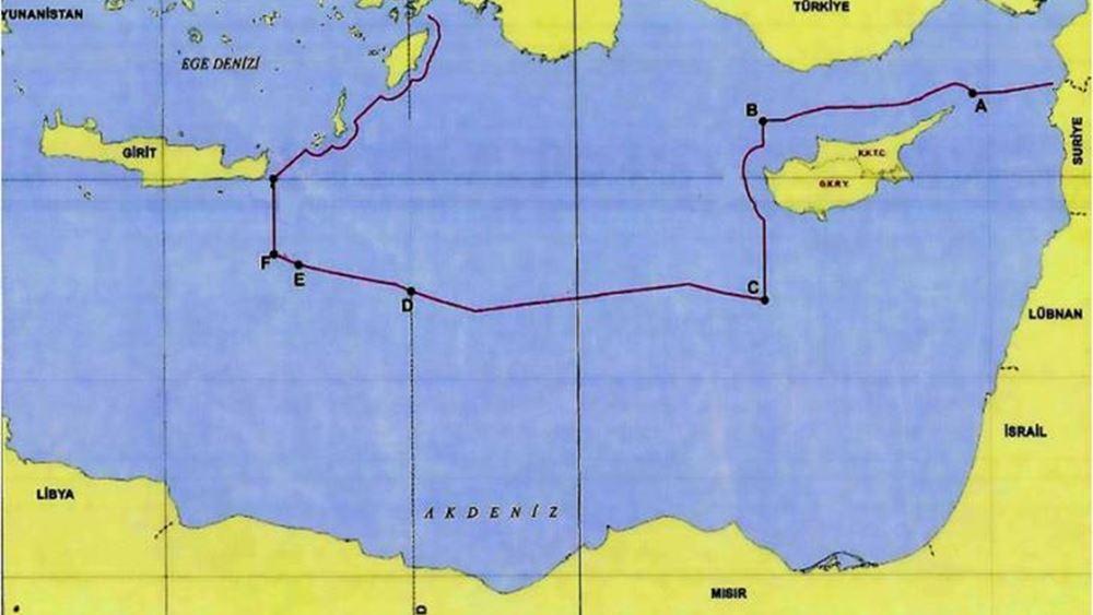 Τι προβλέπει το κείμενο της Συμφωνίας Τουρκίας-Λιβύης