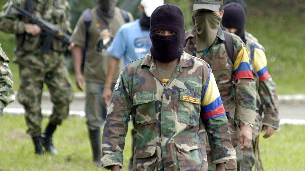 Οι FARC πήραν τα όπλα και ο Κολομβιανός πρόεδρος ξεκίνησε επιχείρηση εναντίον τους