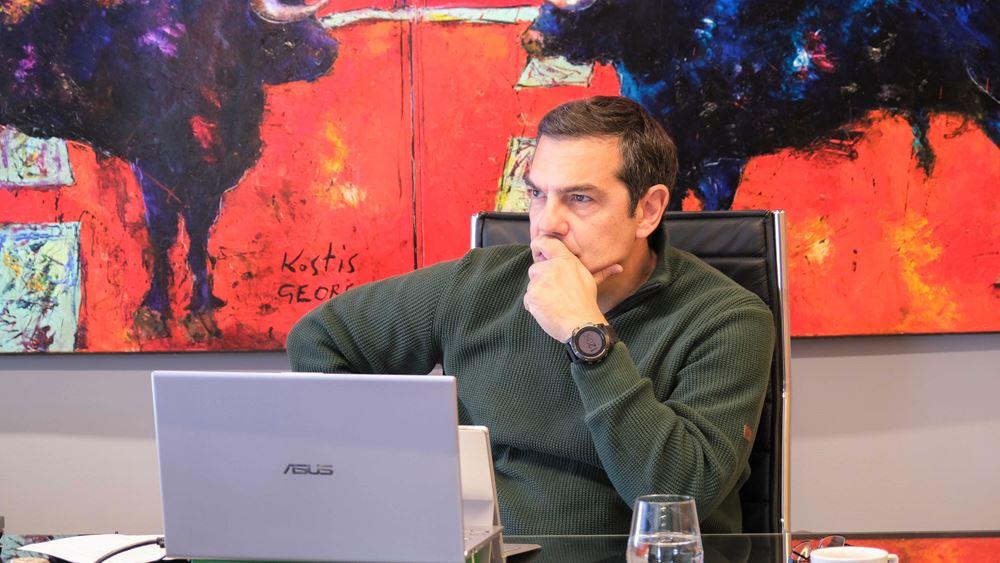 Αλ. Τσίπρας: Η κυβέρνηση δεν κάνει τίποτα για τις εστίες μετάδοσης σε ΜΜΜ, σχολεία και εργασιακούς χώρους