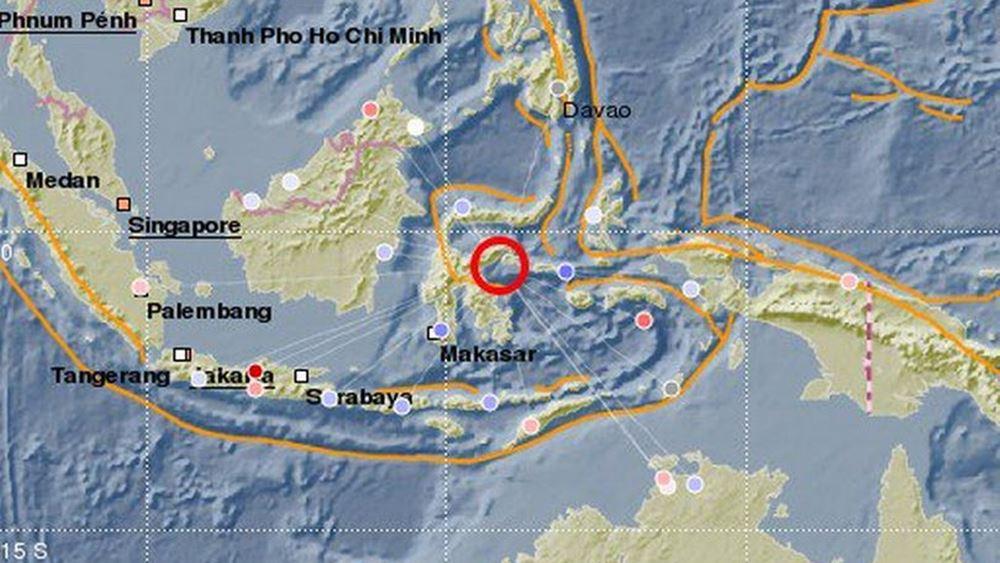 Ινδονησία: Ισχυρός σεισμός 6,2 βαθμών σημειώθηκε στην επαρχία Άτσεχ
