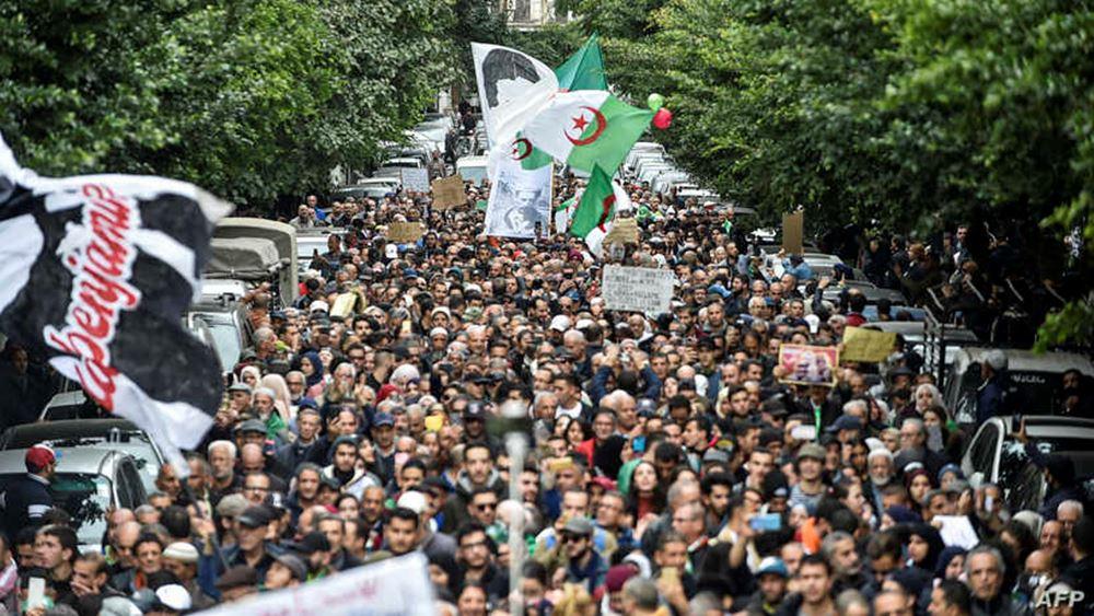 Αλγερία: Συνεχίζονται οι διαδηλώσεις παρά  την ορκωμοσία νέου προέδρου