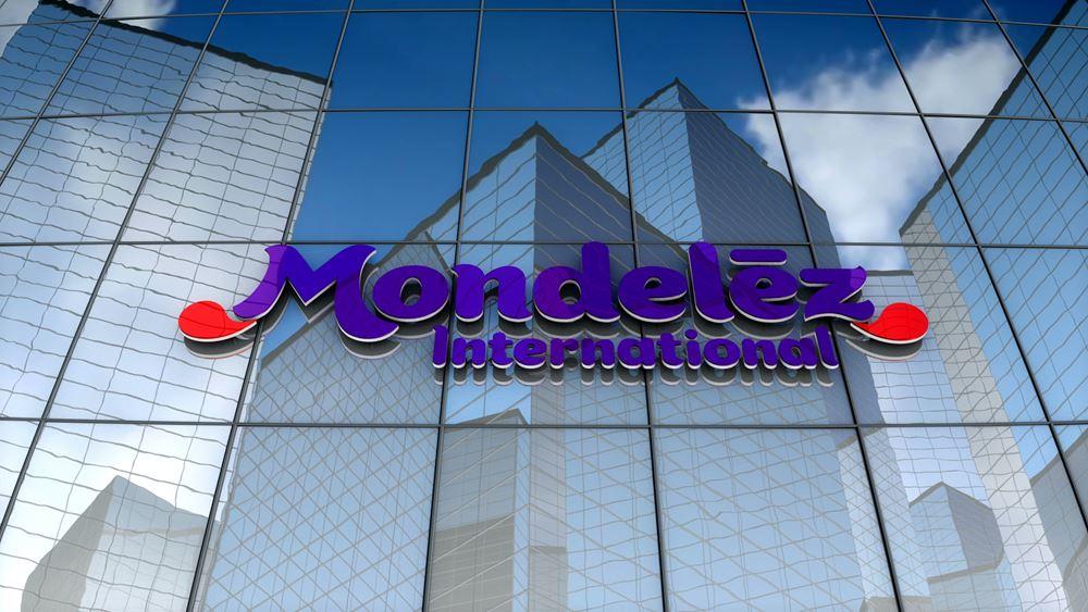 Οι διεθνείς πωλήσεις ώθησαν τα κέρδη της Mondelez