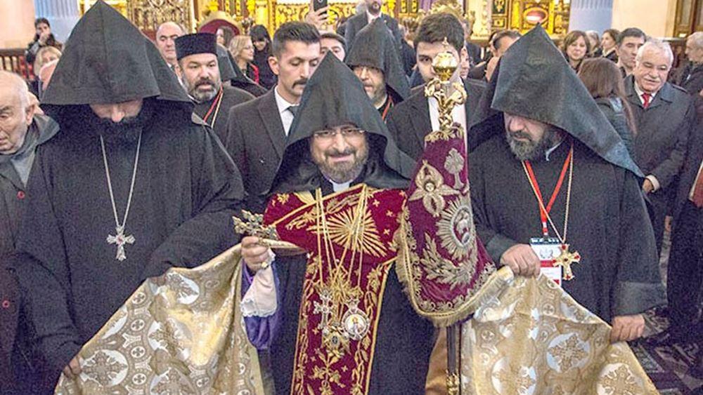 """Αρμένιος Πατριάρχης σε γραμμή Ερντογάν: Η γενοκτονία είναι ένα """"τραύμα"""" που """"έχουμε πια ξεχάσει"""""""