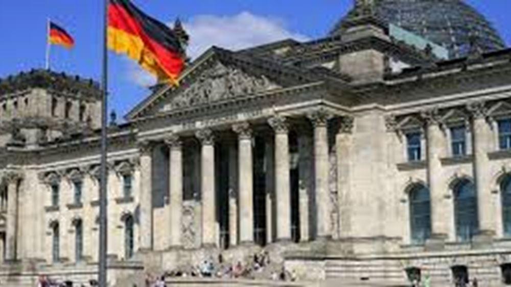 Γερμανία: Ακτιβιστές αλυσοδέθηκαν στην καγκελαρία καταγγέλοντας την πολιτική για το κλίμα