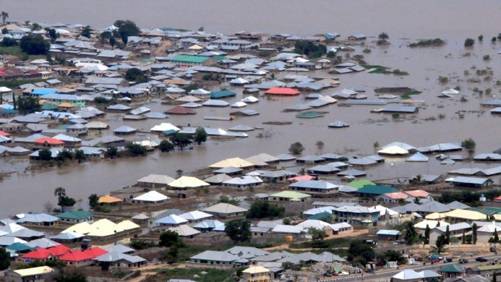 Νιγηρία: Τουλάχιστον 100 νεκροί από τις πλημμύρες σε 10 πολιτείες