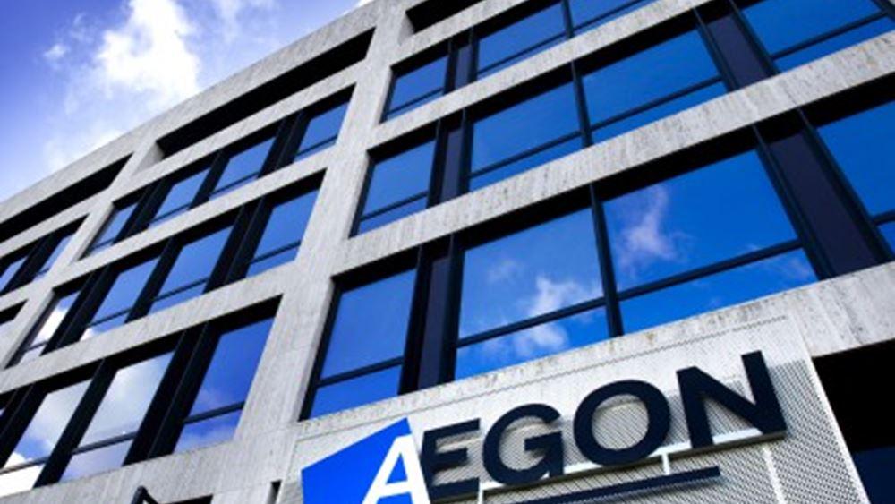 Aegon: Ισχυρότερα του αναμενόμενου τα αποτελέσματα β΄ τριμήνου
